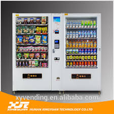 Food Vending Machines For Sale Gorgeous Drink Food Conbination Vending Machine Hot Sale Buy High Quality