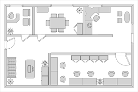 office floor plan maker. office layout example floor plan maker 1