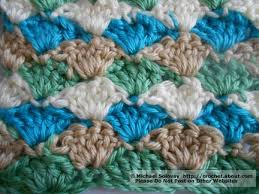 Crochet Shell Pattern