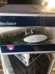 brand new aqua source sink still in box for in pueblo co