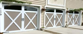 Double Steel Insulated Garage Doors in Plano, TX