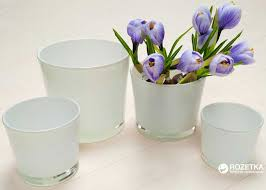 ROZETKA   <b>Ваза Hakbijl Glass</b> 12.5 см Белая (2100000015474 ...