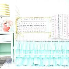aztec baby bedding baby bedding tribal baby bedding mint pink crib bedding set baby bedding aztec aztec baby bedding