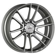 <b>20</b> CALIBRE <b>NEVADA</b> GUNMETAL POLISHED FACE alloy wheels ...
