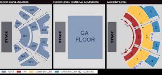 Nokia Theater Seating Chart Video Genuine Microsoft Theater Seating Map Nokia Theater Seating