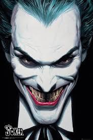 Dc Comics Joker Ross Plakát Obraz Na Zeď Posterscz