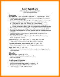 7 Resume For Restaurant Server Job Apply Form