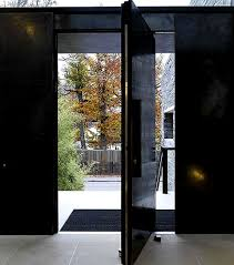 modern glass entry doors. Image Of: Modern Exterior Doors Black Glass Entry