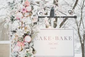 Gallery Cake Bake Shop
