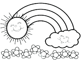Easy Flower Coloring Pages Easy Printable Flower Coloring Pages