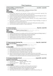 Quality Engineer Resume Inspirational Best Career Specific Resumes