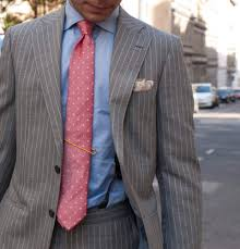 Light Grey Pinstripe Suit Combinations How To Wear A Light Gray Suit Turning It Into A Three