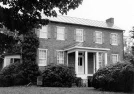 DHR – Virginia Department of Historic Resources » 033-0046 Holland-Duncan  House