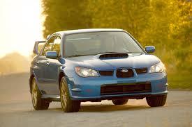 2006 Subaru Impreza WRX STI Review - Top Speed