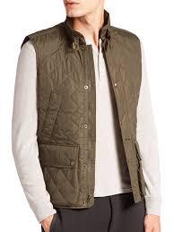 Polo ralph lauren Southbury Quilted Vest in Green for Men | Lyst & Gallery Adamdwight.com