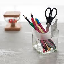 Image Pkg Cork Glass Desk Accessories By Lucirmas Designboom Handy Cork Glass Desk Accessories By Lucirmas