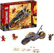LEGO Ninjago 70672 Cole's Dirt Bike (212 Teile): Amazon.de: Spielzeug