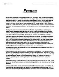 the french revolution had both short term causes and long term page 1 zoom in