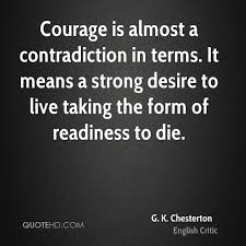 Gk Chesterton Quotes Simple G K Chesterton Quotes QuoteHD
