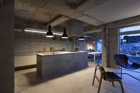 Raw Design Concrete House With Raw Beauty And An Eye For Fashion