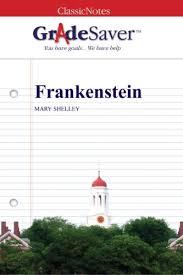 Frankenstein Character Chart Frankenstein Characters Gradesaver
