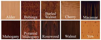 types of hardwood for furniture. piano wood color options types of hardwood for furniture