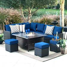 propane fire pit table set. Patio Furniture With Propane Fire Pit Table Set Club Outdoor .