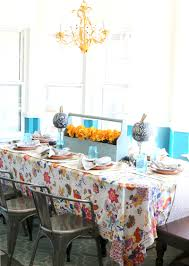 How to Layer a Thanksgiving Table | M is for Mama