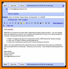 8 Send Resume Via Email Writing A Memo