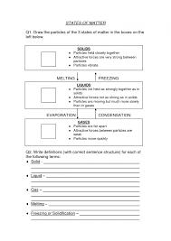 Excel. 5th grade science worksheets printable: Fine Science ...