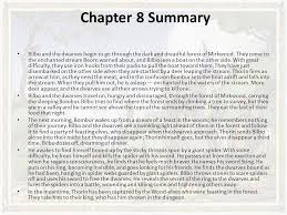 chapter 8 summary