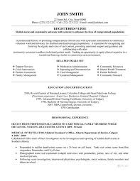 Free Nurse Resume Template Magnificent Nurse Resume Template Free Coachoutletus