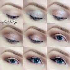 brown smokey eye using lorac pro