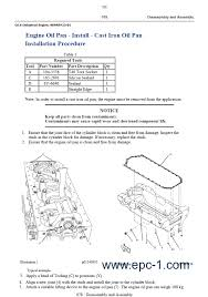 caterpillar c industrial engines service manuals pdf caterpillar c6 6 industrial engines operation and maintenance service manuals pdf 5