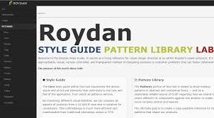 Pattern Lab Fascinating GitHub Roydanenterprisespatternlabsidenav An Alternate