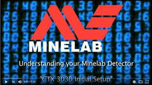 Treasure Hunter Md 3030 Owners Manual Minelab Ctx 3030 Metal Detector Gold Digger Metal Detectors