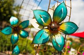Gardening Decorative Accessories Garden Elegant Garden Art Sculpture Projects and Artwork Metal 55
