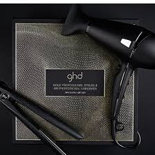 ghd gold professional styler straighteners air professional hairdryer gift set oos