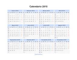 Descarga Calendario 2015 Para Imprimir Calendario 2015