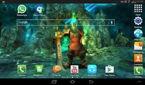 ostarion live wallpaper dota 2 apk download free personalization