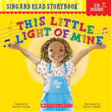 This Little Light of Mine by Rachel Lisberg