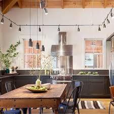 kitchen track lighting. Kitchen Track Lighting Design Ideas With Regard To 13