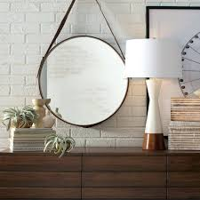 distressed wall mirror vertical round tiles uk distressed wall