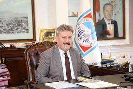 BAŞKAN PALANCIOĞLU PROF. DR. ALBAYRAK'I TEBRİK ETTİ