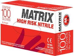 <b>Перчатки нитриловые</b> повышенной прочности (хай риск) - купить ...