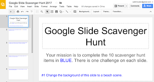 How To Make A Venn Diagram On Google Slides After Posting My Google Doc Scavenger Hunt Activity I Had