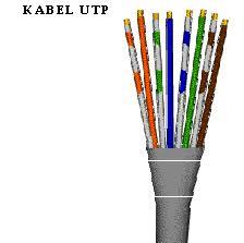 Hasil gambar untuk kabel UTP