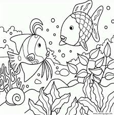 rainbow fish s of sea sfb fun rainbow fish coloring pages
