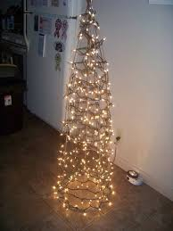 I Made My Christmas Tree Using A 54 Inch Cone Shaped Tomato