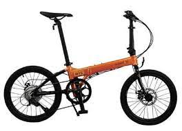 Karen robinson for the observer. Evolution A First Look At The Dahon Launch D8 The Accidental Randonneur